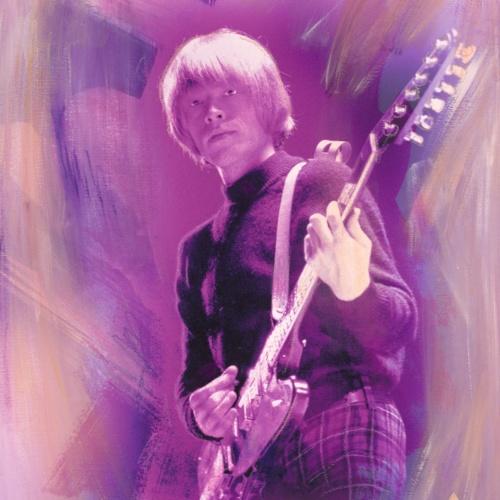 Brian Splash – Electric Violet 2017
