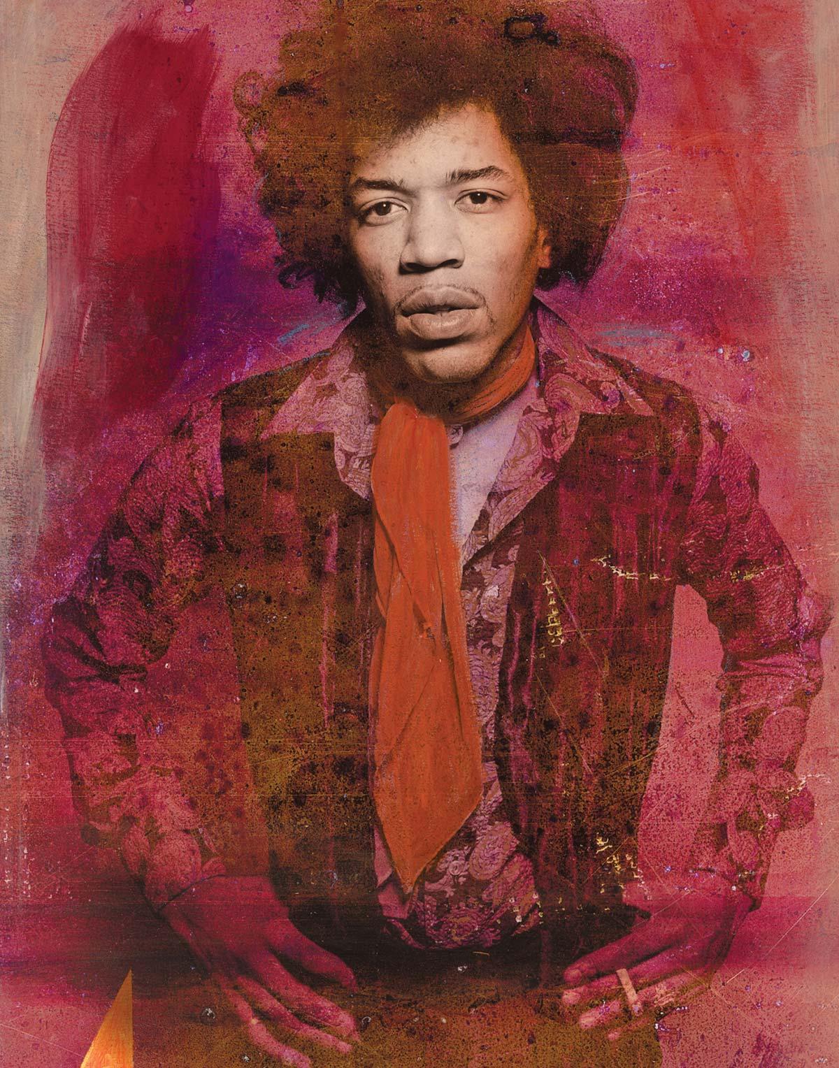 Madder Haze 2017 featuring Jimi Hendrix