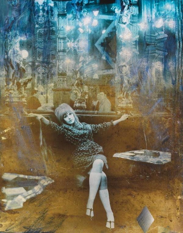 Marianne with Diamonds – Blue Diamonds 2017 featuring Marianne Faithfull
