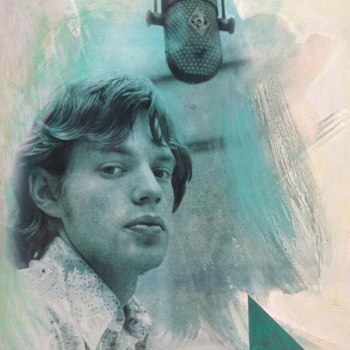 Mick – Rimbaud Green 2017ChromaLuxe®