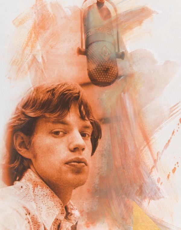 Mick Splash Golden Slumber 2017 featuring Mick Jagger