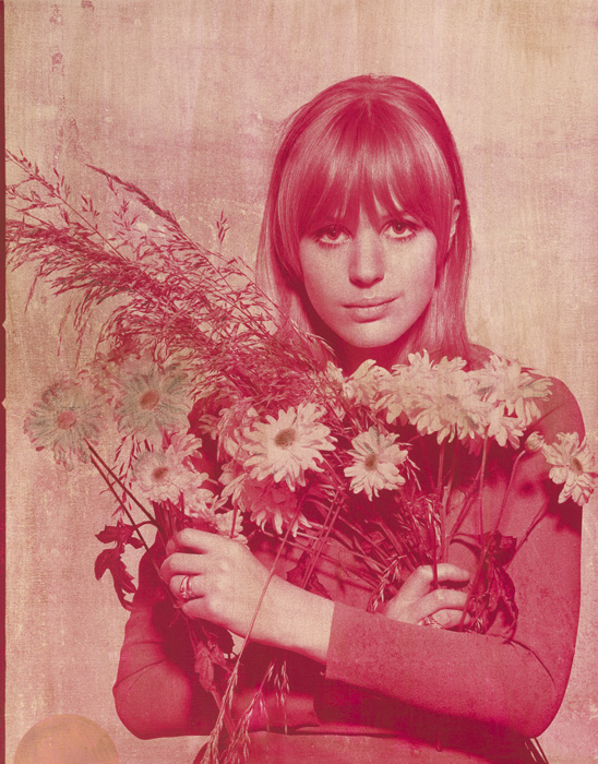 Marianne Faithfull Rose Gold