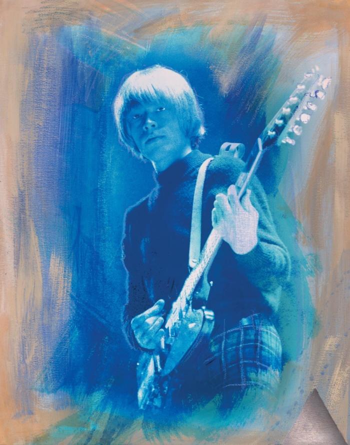 Brian Splash – Med Blue 2017 featuring Brian Jones