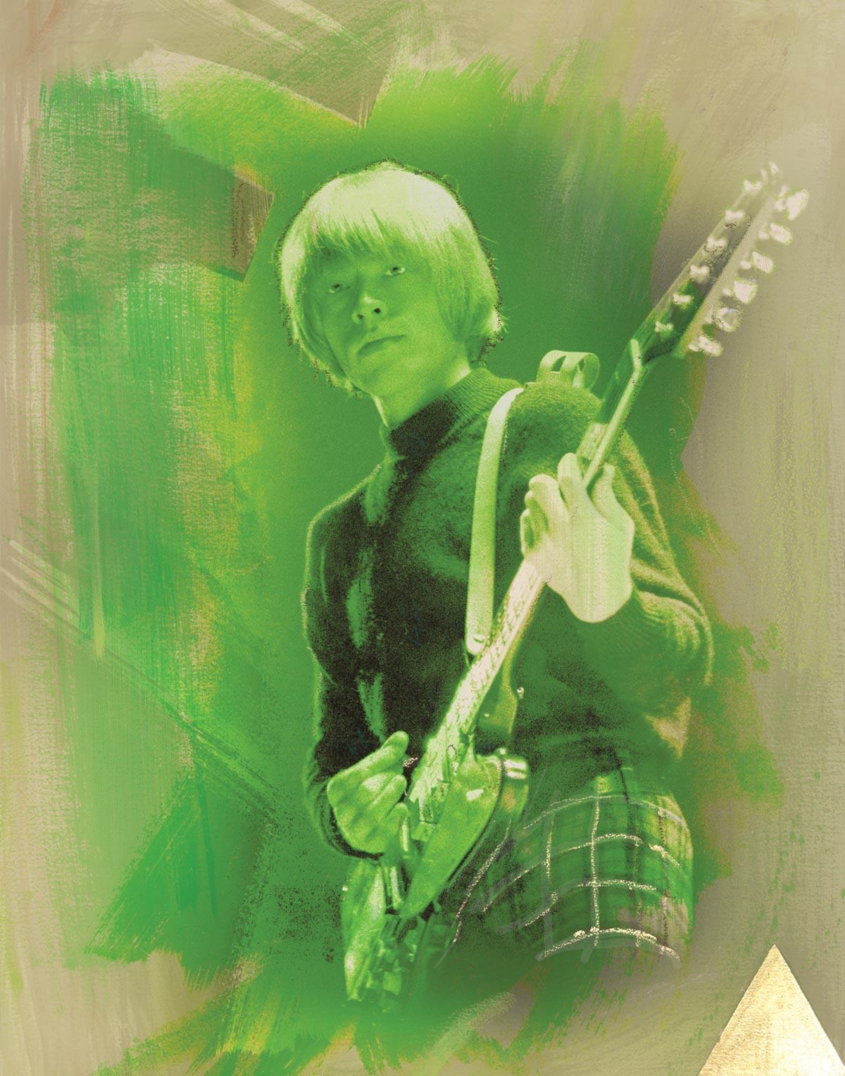 Brian Splash – Neon Green Gold 2017featuring Brian Jones