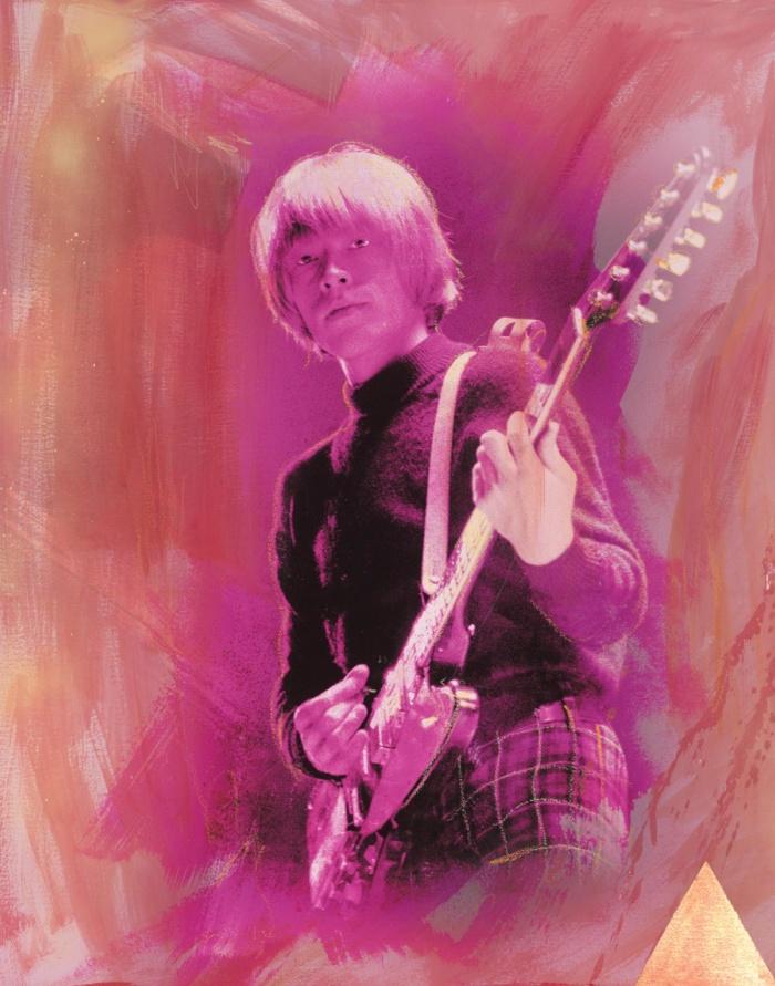 Brian Splash – Battenberg Pink 2017 featuring Brian Jones