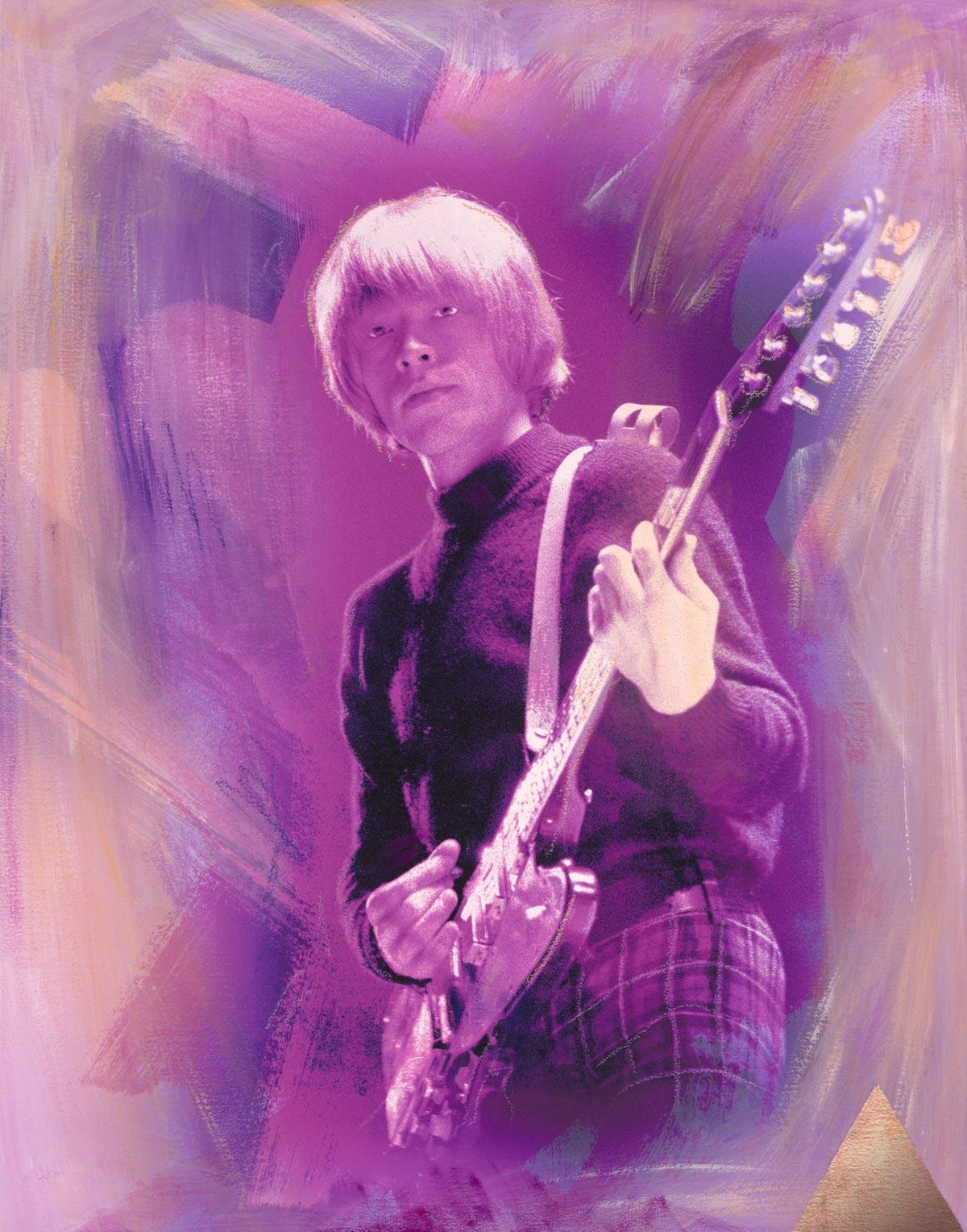 Brian Splash – Electric Violet 2017 featuring Brian Jones
