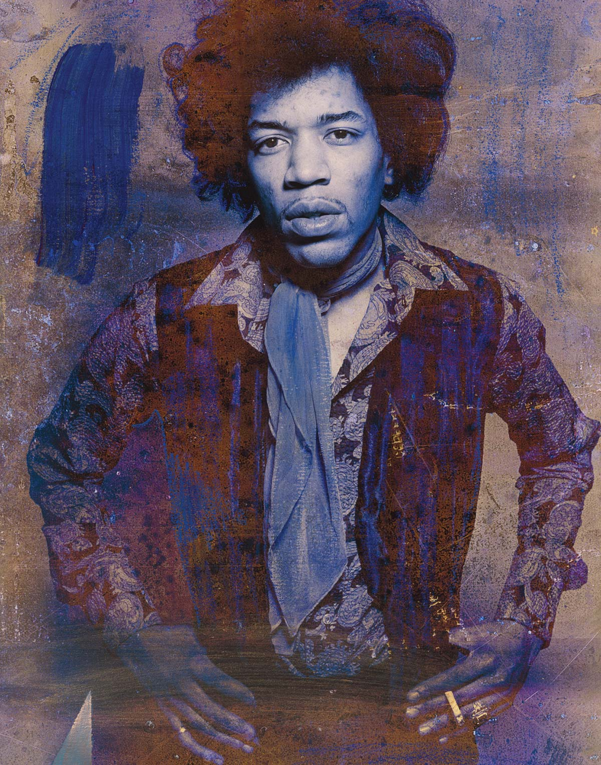 Blue Haze 2017 featuring Jimi Hendrix