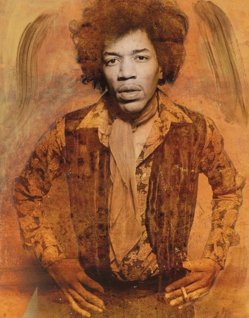 Golden Slumber 2017 featuring Jimi Hendrix