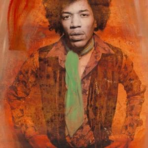 Phoenix Orange 2017 featuring Jimi Hendrix