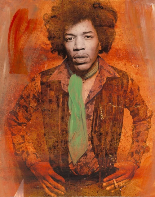Phoenix Orange 2017 featuring Jimi Hendrix