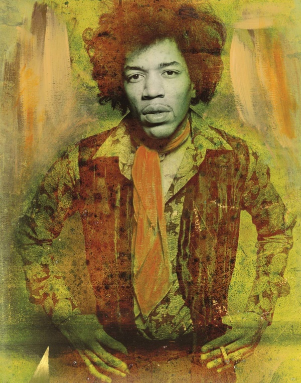 Absinthe Yellow Gold 2017 featuring Jimi Hendrix