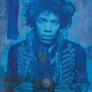 Mr Jimi Med Blue featuring Jimi Hendrix