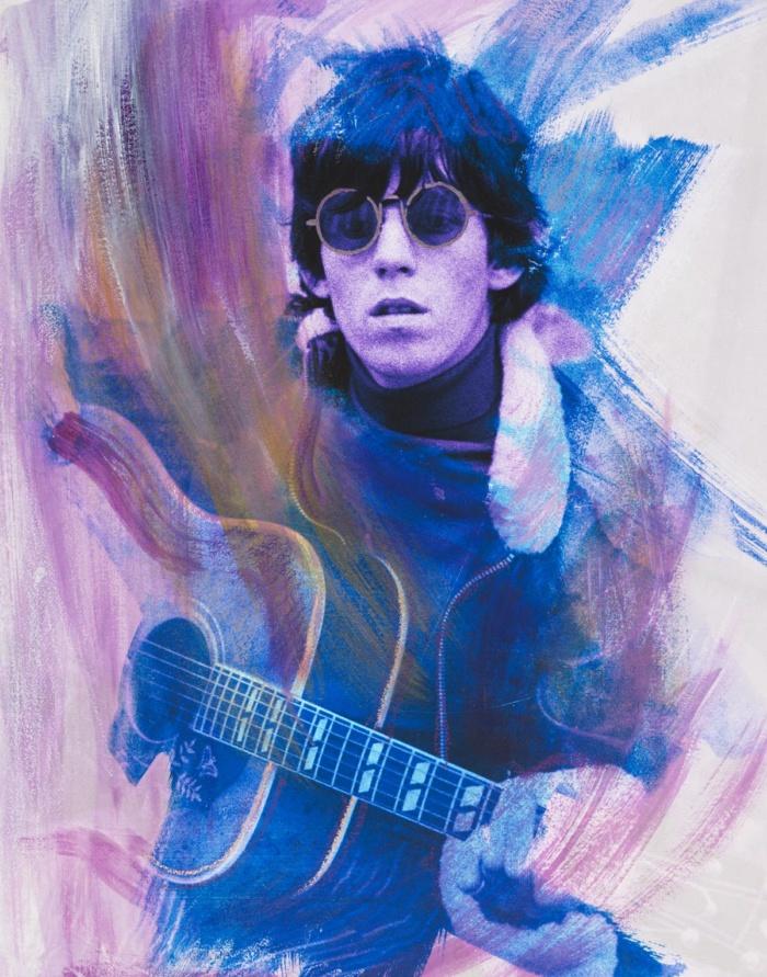 Keith Splash – Prince Purple 2017 featuring Keith Richards