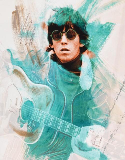 Keith Splash – Wave Blue 2017 featuring Keith Richards