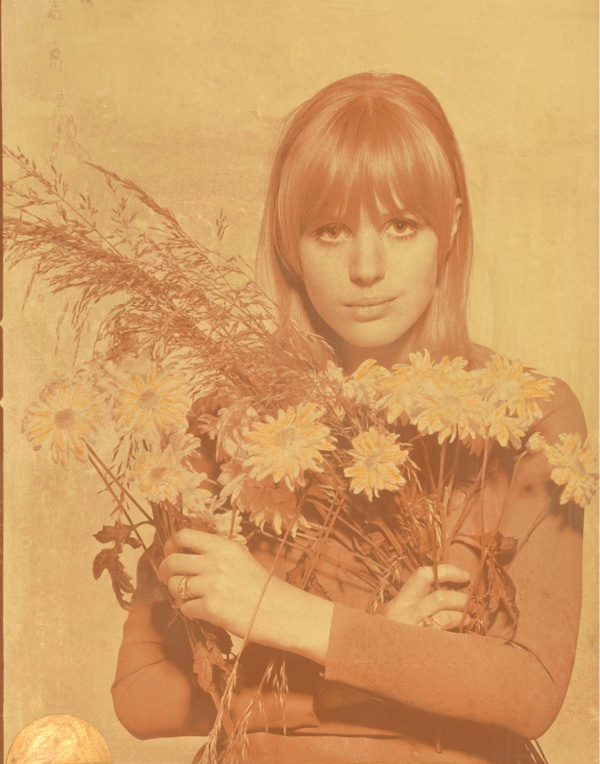 Marianne Flowers – Golden Slumber 2017 featuring Marianne Faithfull