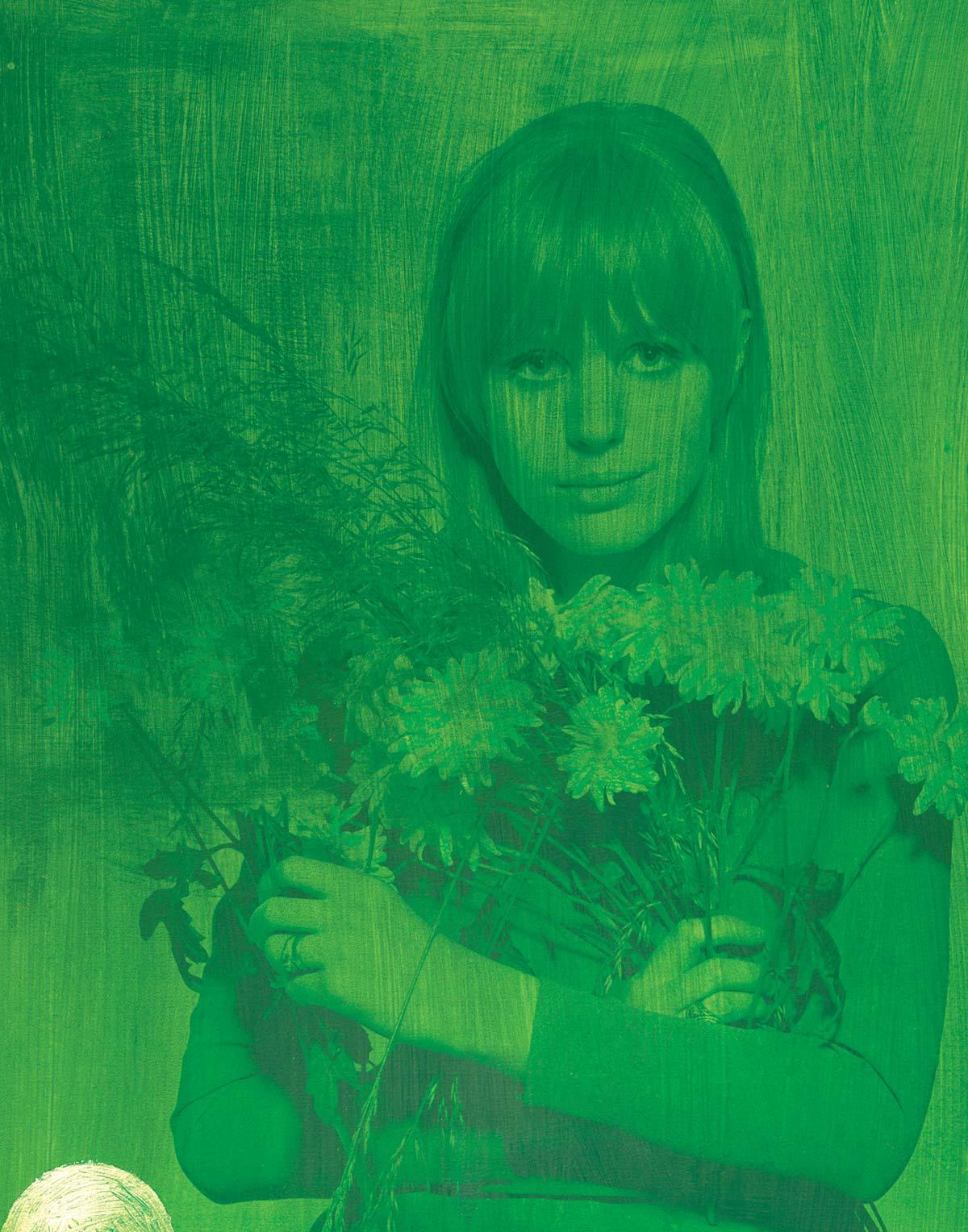 Marianne Flowers – Go Green 2017 featuring Marianne Faithfull