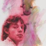 Mick Splash Cherry Rose 2017 featuring Mick Jagger