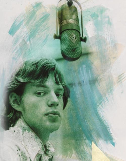 Mick Splash London Green 2017 featuring Mick Jagger