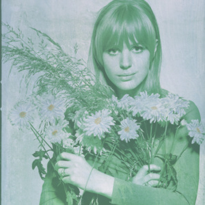 Marianne Faithful Powder Blue