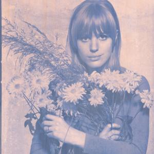 Marianne Faithfull Rose Blue
