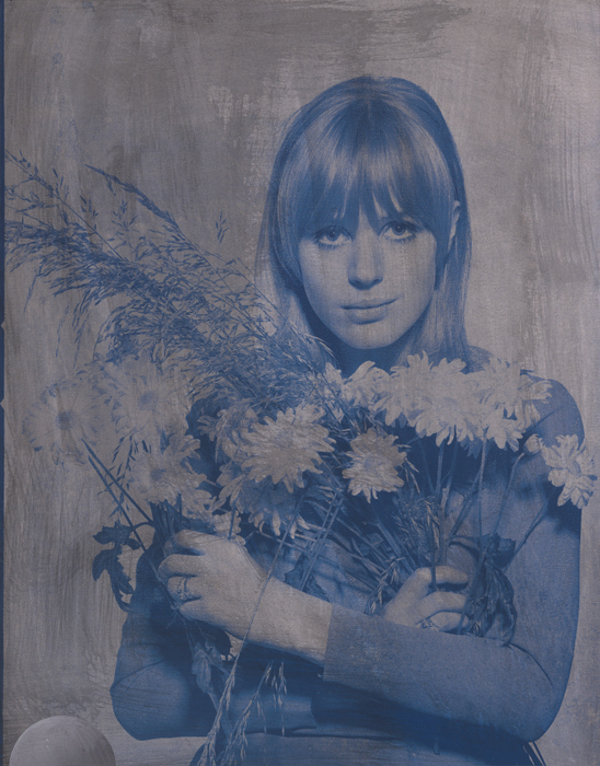 Marianne Faithfull Silver Screen