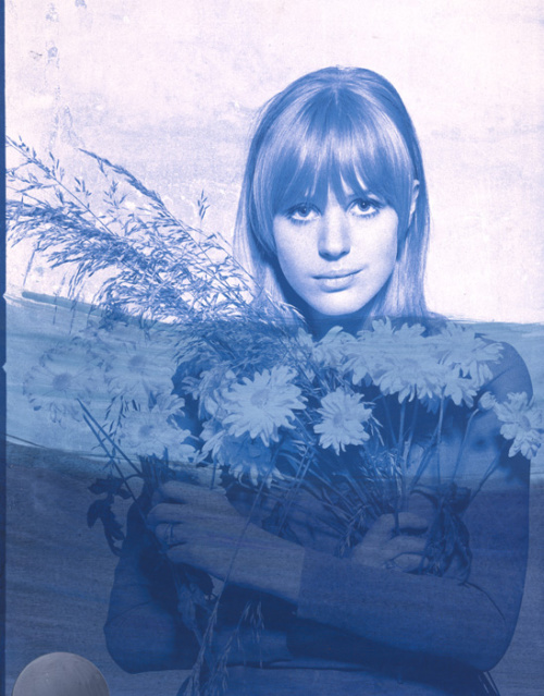 Marianne Faithful Three Colours Blue