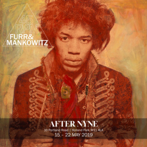 Jimi – After Nyne Souvenir Poster